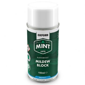OXFORD MINT NARROWBOAT MILDEW BLOCK 150ML